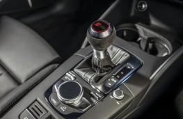 Audi RS Q3 Sportback, 2021, centre console