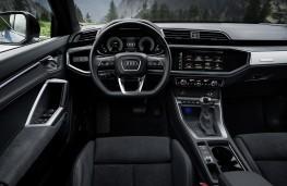 Audi Q3 45 TFSI e, 2020, interior