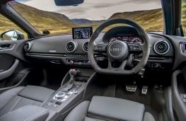 Audi RS Q3 Sportback, 2021, interior