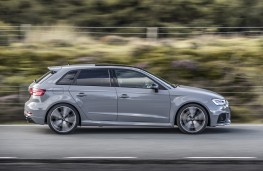 Audi RS Q3 Sportback, 2021, side