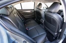 Infiniti Q50, interior