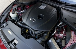 Infiniti Q50, engine