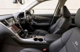 Infiniti Q50 2.0T, interior