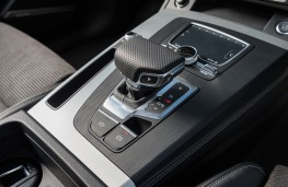 Audi Q5, 2017, console