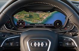 Audi Q5, 2017, virtual cockpit