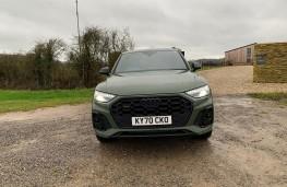 Audi Q5, 2020, nose