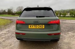 Audi Q5, 2020, tail