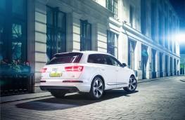 Audi Q7 e-tron Rear