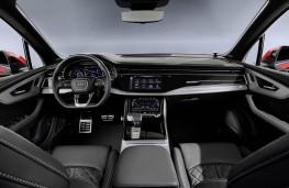 Audi Q7, 2019, interior