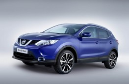 Nissan Qashqai production in Sunderland