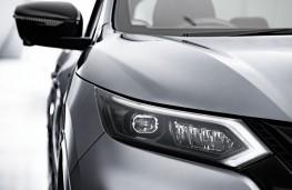 Nissan Qashqai N-Tec, 2020, headlight