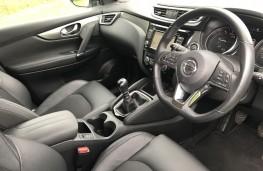 Nissan Qashqai, 2018, interior