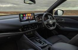 Nissan Qashqai, 2016, interior