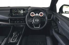 Nissan Qashqai, 2021, instrument panel