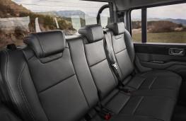 Nissan Qashqai, 2017, rear seats