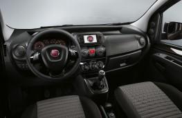 Fiat Qubo, 2016, interior