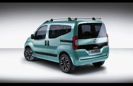 Fiat Qubo, 2016, rear
