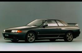 Nissan Skyline R-32 GT-R, 1989