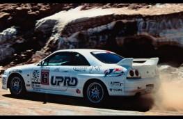 Nissan Skyline R-33, Pikes Peak, 1999