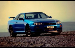 Nissan Skyline R-34, 1999