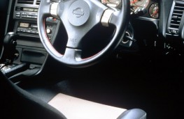 Nissan Skyline, R-34, interior