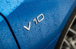 Audi R8 V10 plus, badge