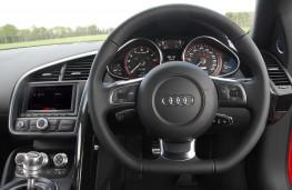 Audi R8 V10 Coupe, interior