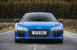 Audi R8 V10 plus, nose