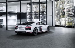 Audi R8 V10 plus selection 24h, rear