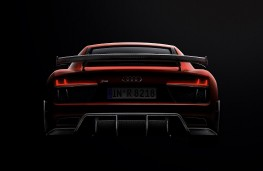 Audi Sport Performance Parts R8 Edition, 2018, rear