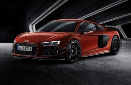 Audi Sport Performance Parts R8 Edition, 2018, side