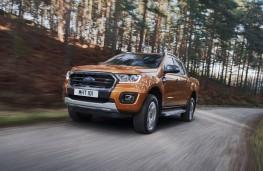 Ford Ranger, 2019, front