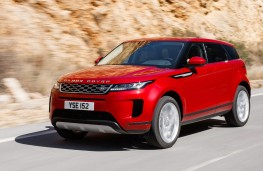 Range Rover Evoque - Superior security
