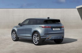 Range Rover Evoque 2019 rear threequarter