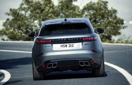 Range Rover Velar, rear action