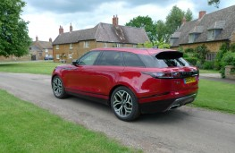 Range Rover Velar, rear static