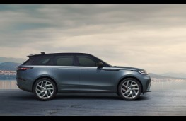 Range Rover Velar, side static