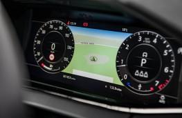 Range Rover Evoque, dash detail