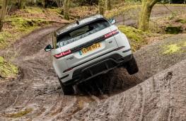 Range Rover Evoque, offroad 2