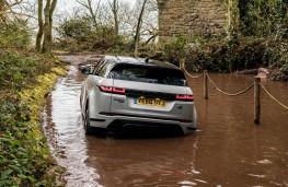 Range Rover Evoque, offroad 3