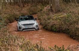 Range Rover Evoque, offroad 4