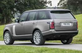 Range Rover 2019 rear
