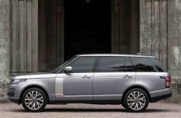Range Rover 2019 side