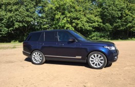 Range Rover, side