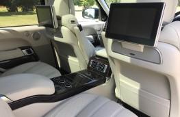 Range Rover Autobiography, interior