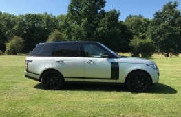 Range Rover Autobiography, side