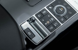 Range Rover SVA, dash detail