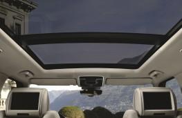 Range Rover, 2016, interior