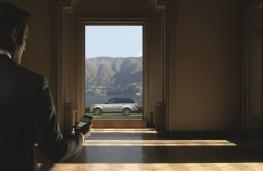 Range Rover, 2016, side, through door