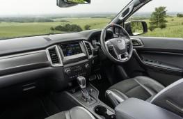 Ford Ranger, 2019, interior